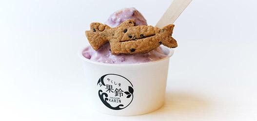 リアルフルーツアイスクリーム